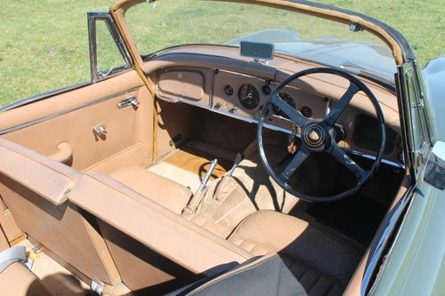 1960 Jaguar XK150 SE 3.4 Drophead Coupe For Sale (picture 5 of 6)