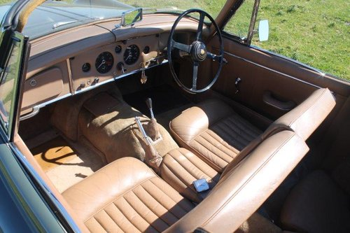 1960 Jaguar XK150 SE 3.4 Drophead Coupe For Sale (picture 6 of 6)