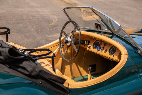 JAGUAR XK120 OTS 1951 LHD MATCHING NUMBERS For Sale (picture 3 of 6)