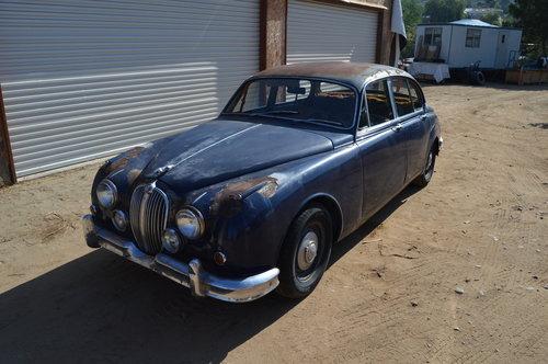 1960 Jaguar Mk2 SOLD (picture 1 of 1)