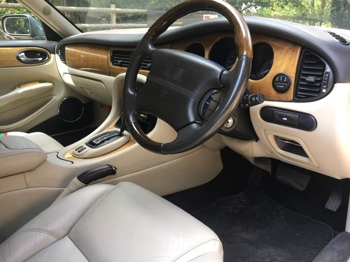 Jaguar XJR 2003 X308 one of the very last 52k miles For Sale (picture 4 of 6)