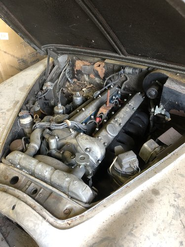 1962 3.8 MKII Auto Project 29K original miles! For Sale (picture 6 of 6)