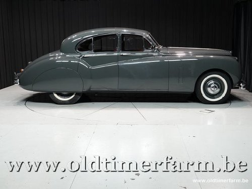 1952 Jaguar MK VII 3.4 '52 For Sale (picture 3 of 6)