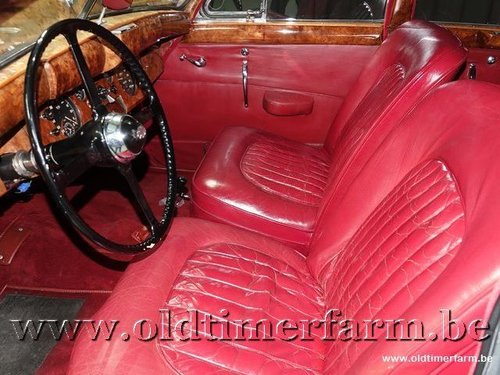 1952 Jaguar MK VII 3.4 '52 For Sale (picture 4 of 6)