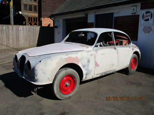 1961 Jaguar 2.4 Mk2 Manual/Overdrive SOLD (picture 1 of 6)