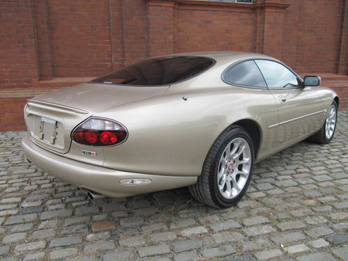 1999 JAGUAR XKR COUPE 4.0 SUPERCHARGED AUTO ONLY 25000 MILES For Sale (picture 2 of 6)