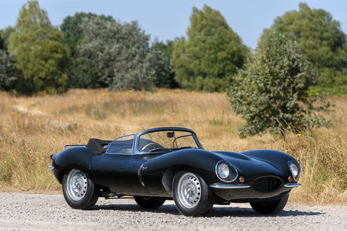 1957 JAGUAR XKSS TOOL-ROOM COPY BY PEARSONS ENGINEERING For Sale (picture 1 of 6)
