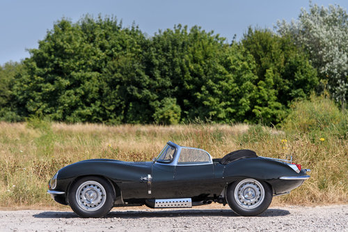 1957 JAGUAR XKSS TOOL-ROOM COPY BY PEARSONS ENGINEERING For Sale (picture 2 of 6)