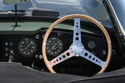 1957 JAGUAR XKSS TOOL-ROOM COPY BY PEARSONS ENGINEERING For Sale (picture 5 of 6)