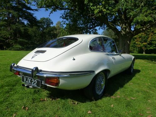 1973 Jaguar E Type S3 V12 2+2 manual For Sale (picture 4 of 6)