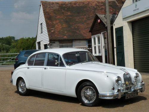 1966 Jaguar Mk11 3.8, manual gearbox with overdrive SOLD (picture 5 of 6)