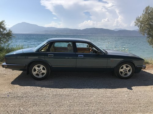 1993 Excelent rust free Jaguar XJ 6 For Sale (picture 1 of 6)
