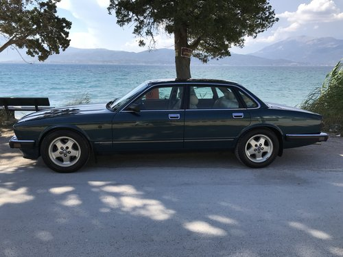 1993 Excelent rust free Jaguar XJ 6 For Sale (picture 6 of 6)