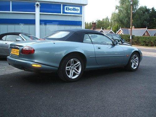 2002 Jaguar XK8 4.0 2dr Convertible For Sale (picture 2 of 6)