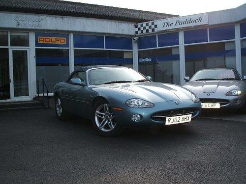 2002 Jaguar XK8 4.0 2dr Convertible For Sale (picture 4 of 6)