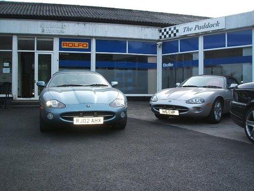 2002 Jaguar XK8 4.0 2dr Convertible For Sale (picture 5 of 6)