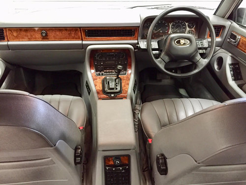 1991 Jaguar XJ40 3.2 Sovereign - Low Miles Magnificent Condition! For Sale (picture 2 of 6)