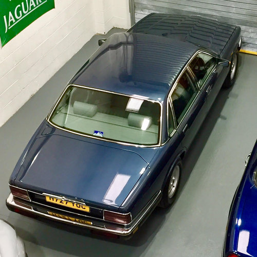 1991 Jaguar XJ40 3.2 Sovereign - Low Miles Magnificent Condition! For Sale (picture 3 of 6)