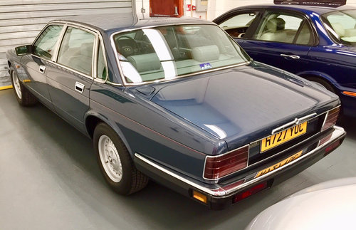1991 Jaguar XJ40 3.2 Sovereign - Low Miles Magnificent Condition! For Sale (picture 5 of 6)