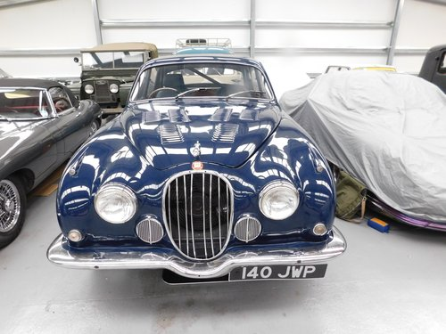 1963 THE PINK FLOYD CARERRA PAN AMERICANA JAGUAR NOW RESTORED For Sale (picture 3 of 6)