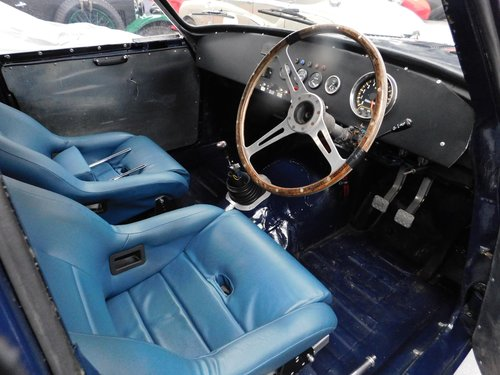 1963 THE PINK FLOYD CARERRA PAN AMERICANA JAGUAR NOW RESTORED For Sale (picture 6 of 6)