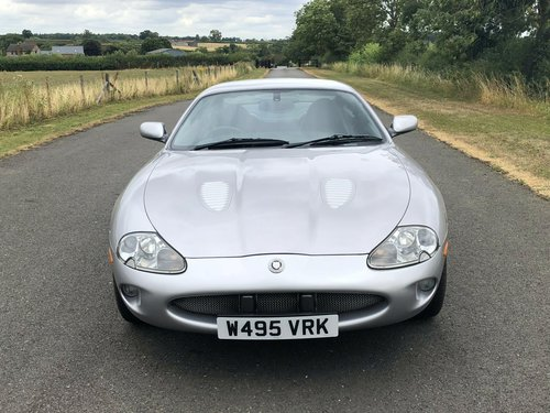 2000 (W) Jaguar XKR Silverstone Coupe SOLD (picture 2 of 6)
