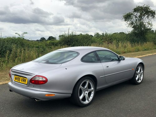 2000 (W) Jaguar XKR Silverstone Coupe SOLD (picture 4 of 6)