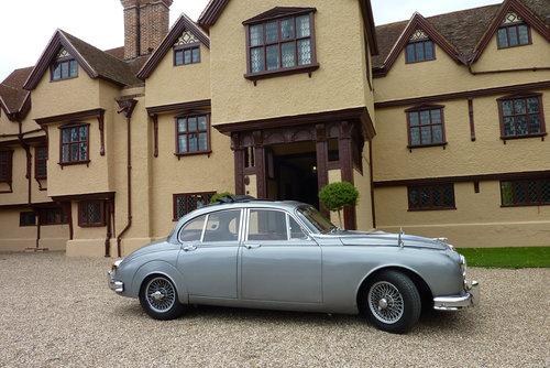 1961 Jaguar LHD MK2 3.8L manual For Sale (picture 2 of 4)