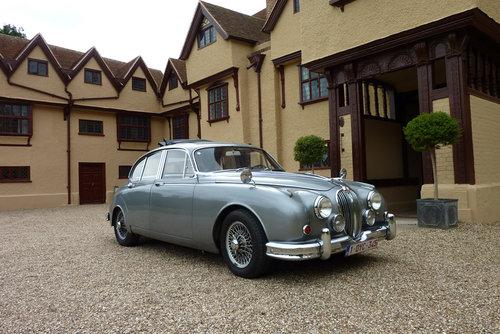 1961 Jaguar LHD MK2 3.8L manual For Sale (picture 4 of 4)