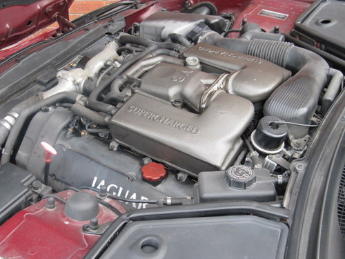1999 JAGUAR XKR CONVERTIBLE 4.0 SUPERCHARGED AUTO For Sale (picture 6 of 6)