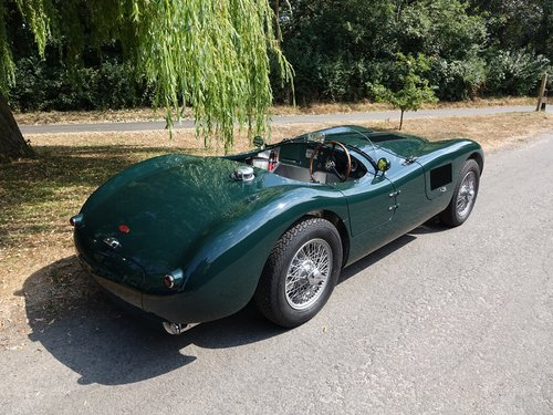 1952 Suffolk Jaguar C-type 4.2  For Sale (picture 5 of 5)