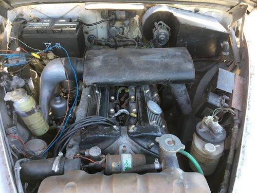 1968 Jaguar MkII (Mk2) 240 SOLD (picture 5 of 6)