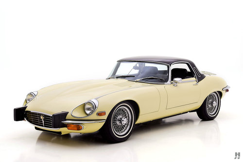 1974 Jaguar E-Type Roadster SOLD (picture 1 of 6)
