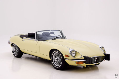 1974 Jaguar E-Type Roadster SOLD (picture 2 of 6)