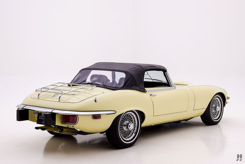 1974 Jaguar E-Type Roadster SOLD (picture 3 of 6)