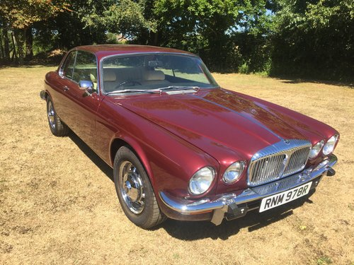 Daimler XJC 4.2 Coupe - fully recomissioned  For Sale (picture 1 of 14)