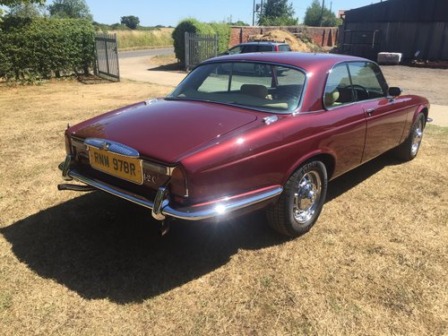 Daimler XJC 4.2 Coupe - fully recomissioned  For Sale (picture 2 of 14)
