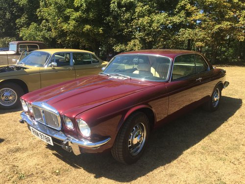 Daimler XJC 4.2 Coupe - fully recomissioned  For Sale (picture 3 of 14)