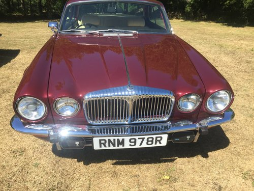Daimler XJC 4.2 Coupe - fully recomissioned  For Sale (picture 4 of 14)