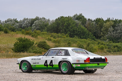 1976 JAGUAR XJ-S GROUP 44 SOLD (picture 3 of 6)