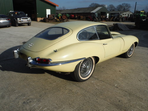 1967 Highly original series 1 E-type For Sale (picture 2 of 6)