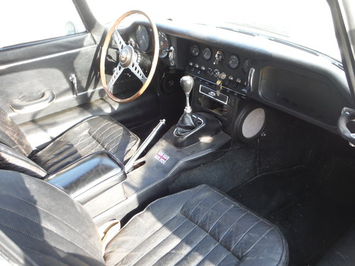 1967 Highly original series 1 E-type For Sale (picture 3 of 6)