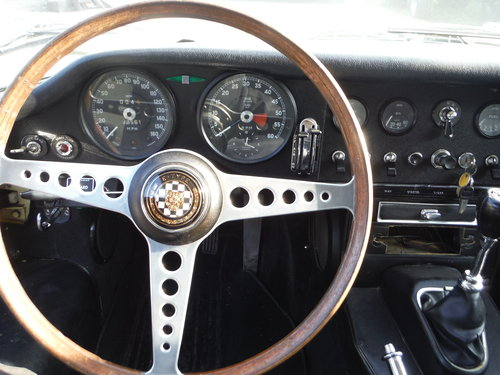 1967 Highly original series 1 E-type For Sale (picture 5 of 6)