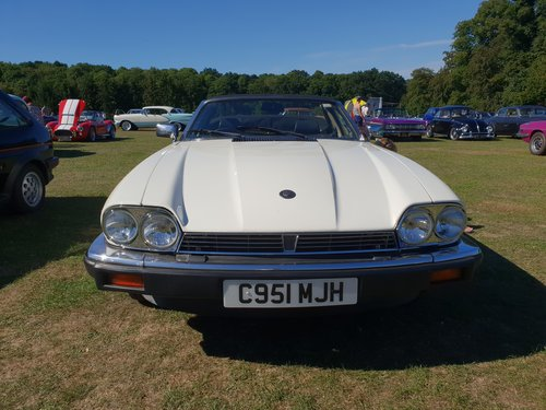 1985 Jaguar XJ-SC 3.6 Manual For Sale (picture 4 of 6)