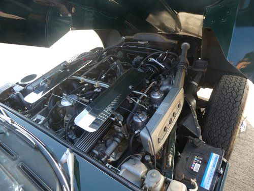 1972 Jaguar E Type V12 Roadster SOLD (picture 4 of 6)