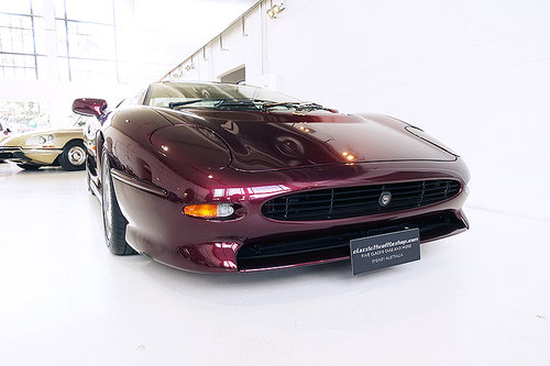 1993 one of the lowest mileage examples in the world, stunning SOLD (picture 1 of 6)