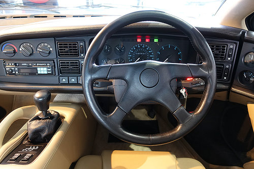 1993 one of the lowest mileage examples in the world, stunning For Sale (picture 6 of 6)