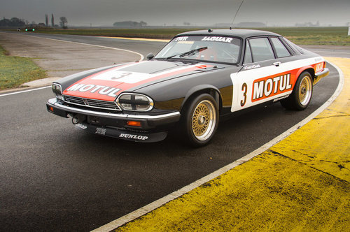 1982 TWR XJS ETCC Competition Car For Sale (picture 1 of 6)