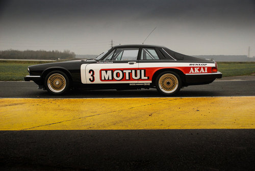1982 TWR XJS ETCC Competition Car For Sale (picture 2 of 6)