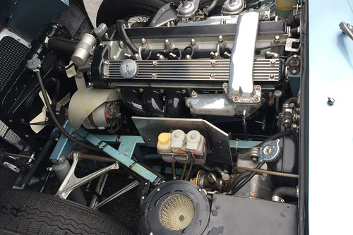 1968 Jaguar XKE Series 1.5  with what is believed to be 1584 For Sale (picture 5 of 6)